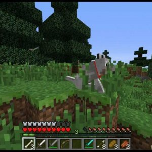 Minecraft: Survival Games, Episode 1, Part 2: Our first kill
