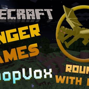 Minecraft With EZ (Notch's Awesome Wife) - Round 2 - Hunger Games!