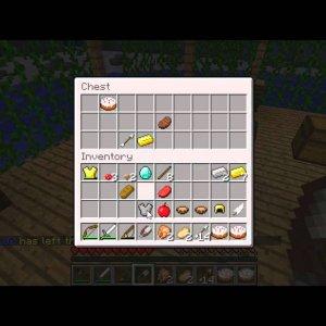 "Minecraft Survival Games Episode 7 - ""Quad Kill!"""