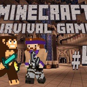 Minecraft Survival Games: Game 48: That Jump Doe!