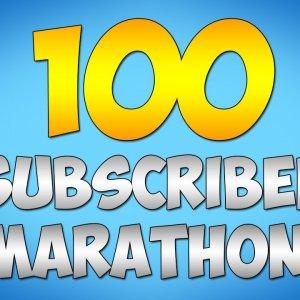 100 SUBSCRIBER MARATHON!!