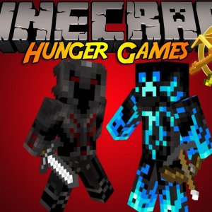 Minecraft-Hunger Games w/ Flubbaman!!