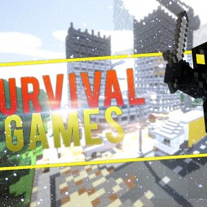 Minecraft Survival Games #8 - They keep coming at me!