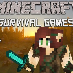 Minecraft: Survival Games with Lisniss! #39 - OP Route!