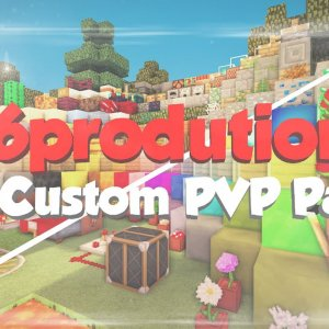 (V2.0) m16produtionz's Custom PvP Texture Packs RELEASE! [1.8]