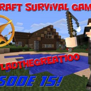 Minecraft Survival Games | Episode 15 w/vladthegreat100 - It's a wild Unfuggettable!