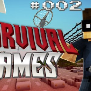 Minecraft Hunger Games [MCSG] EP02 Weird/Awkward SG