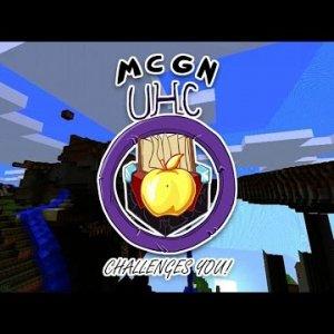 MCGamer's UHC Worlds (Custom World Generation and more!)